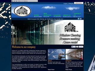 Future Windows - Window Cleaning South
