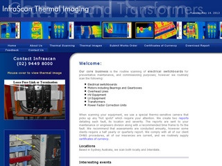 InfraScan - Thermal Imaging