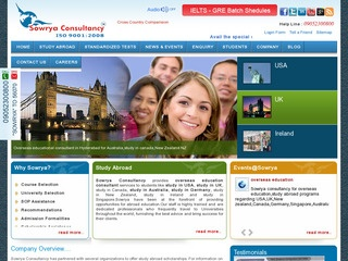 Sowrya - Overseas Educational Consultants, Overseas Educational Consultants in Hyderabad